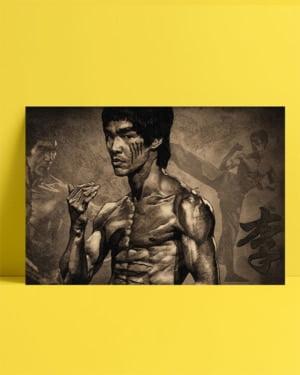 Bruce Lee Posteri