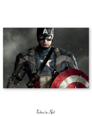 Kaptan Amerika afişi
