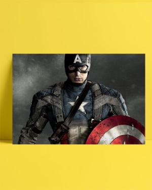 Kaptan Amerika posteri