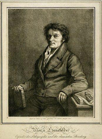 Johann Alois Senefelder