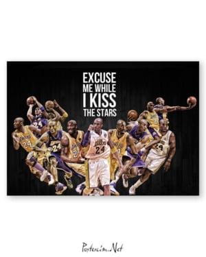 Kobe Bryant afişi