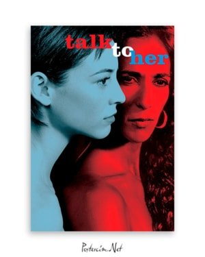 Hable con ella 2002 poster