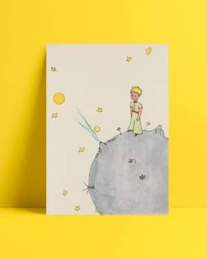 Küçük Prens Afiş