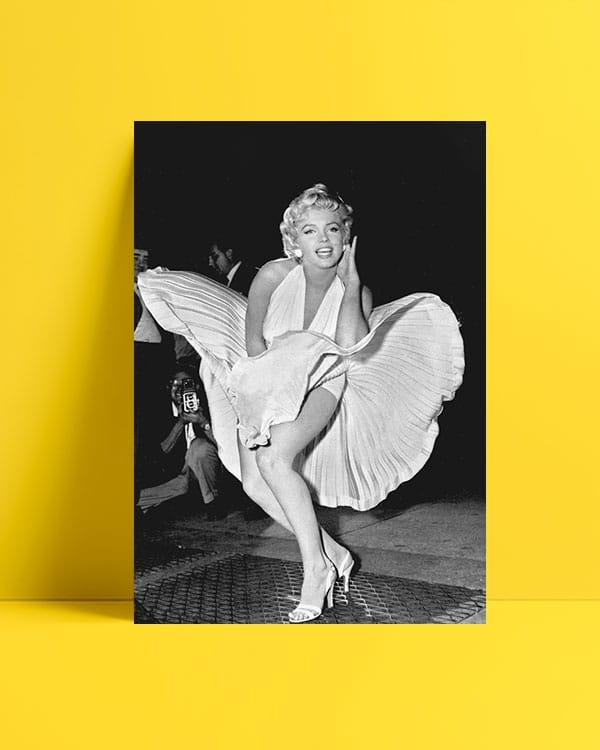 Marilyn Monroe afisi