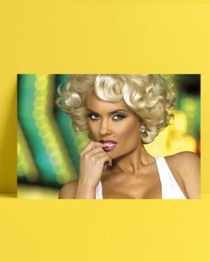 Marilyn Monroe - Renklendirilmiş posteri