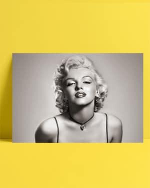 Marilyn Monroe - Sepya posteri