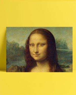 Mona Lisa - Leonardo da Vinci posteri