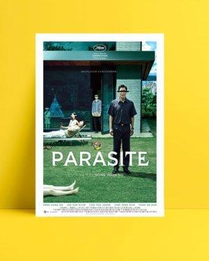 Parazit filmi posteri