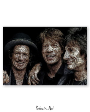 Rolling Stones afişi