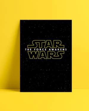 Yıldız Savaşları afiş