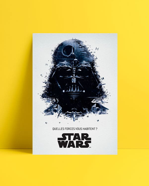 Star Wars Kara Lord afiş