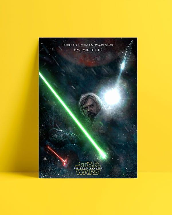 Star Wars Güç Uyanıyor afiş