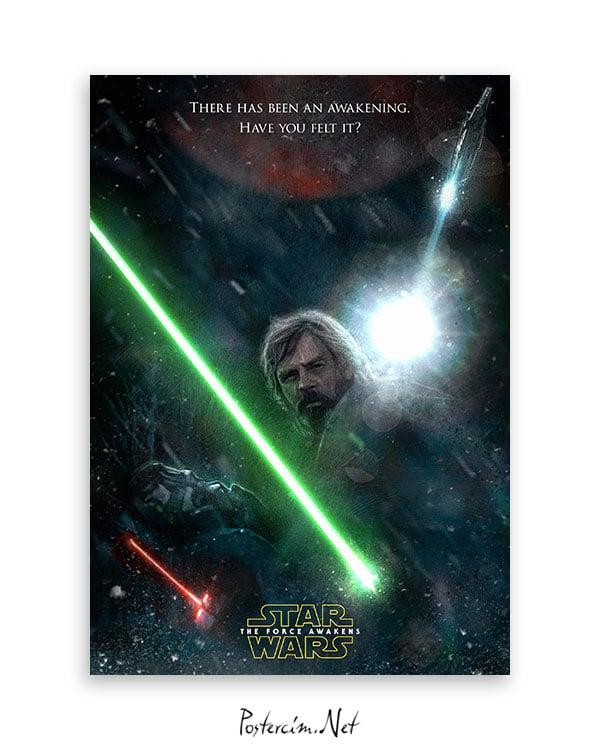 Star Wars Güç Uyanıyor poster