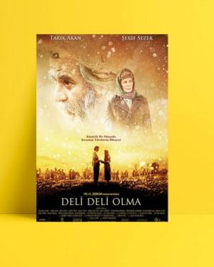 Deli Deli Olma filmi posteri