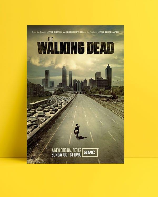 walking dead posteri