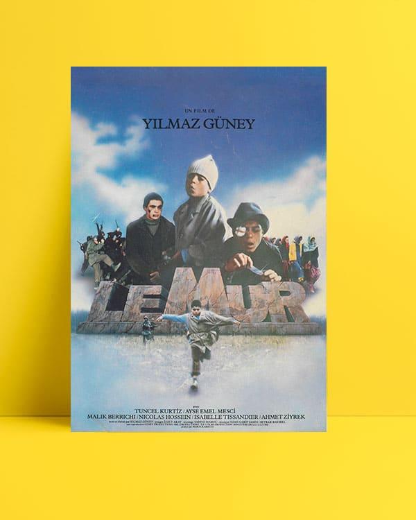 Yılmaz Güney - Duvar film posteri