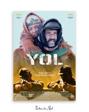 Yılmaz Güney - Yol film afişi