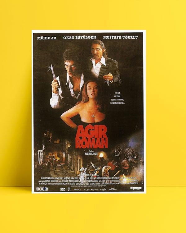 Ağır roman film posteri