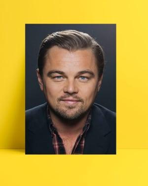 Leonardo DiCaprio posteri