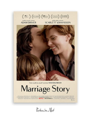 Marriage Story afişi