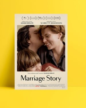 Marriage Story posteri