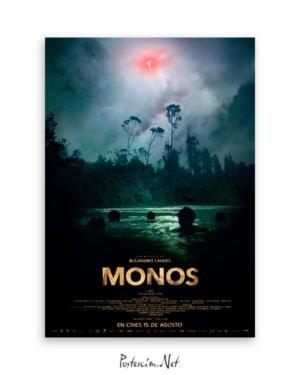 monos film afişi