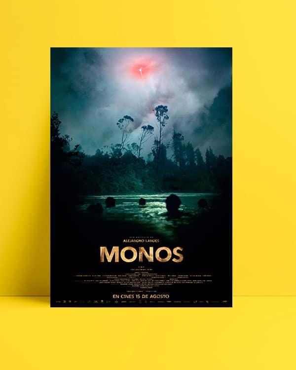 monos film posteri