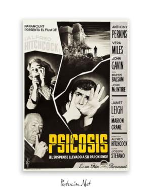 Psycho film afişi