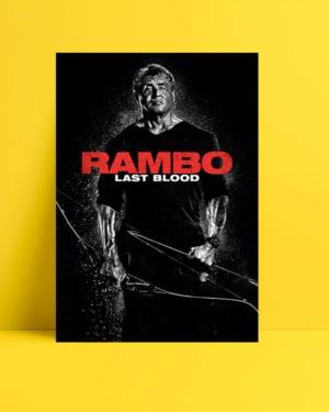 Rambo: Last Blood posteri