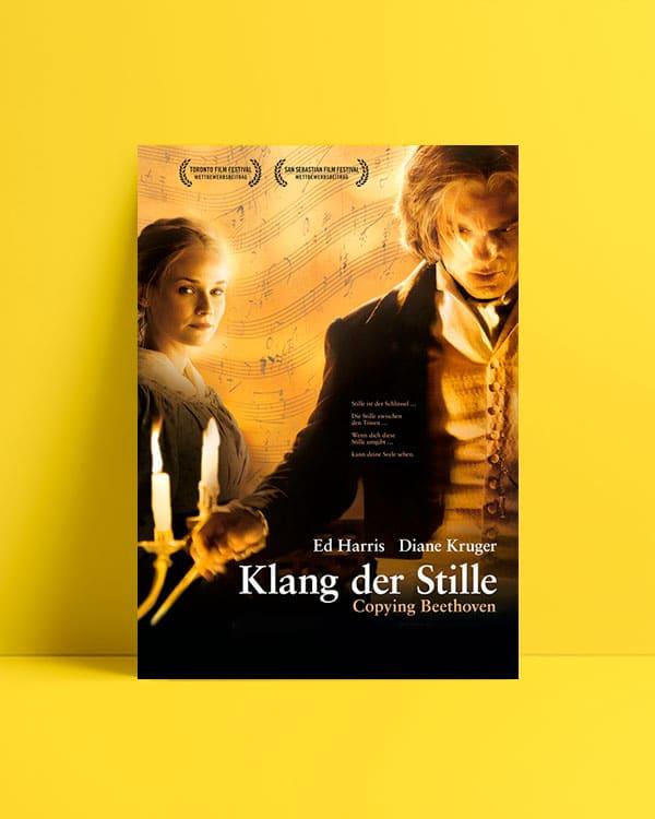 Copying Beethoven afiş