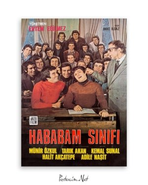 Hababam Sınıfı film afişi