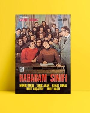 Hababam Sınıfı film posteri