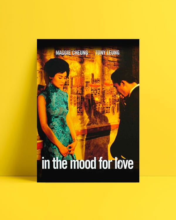 In The Mood For Love afisi