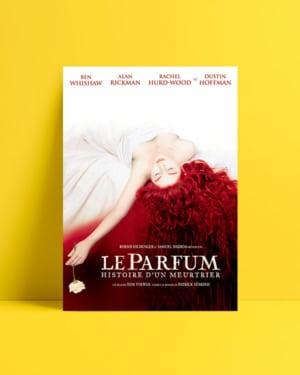 parfüm film afiş