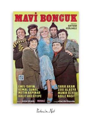 Mavi Boncuk film afişi