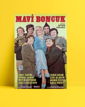 Mavi Boncuk film posteri