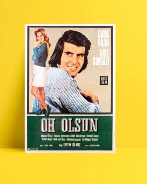 Oh Olsun film posteri