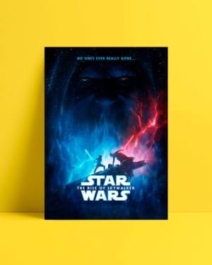 Star Wars: Episode IX - The Rise of Skywalker afiş