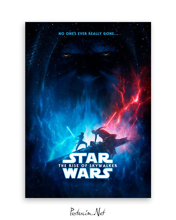 Star Wars: Episode IX - The Rise of Skywalker poster