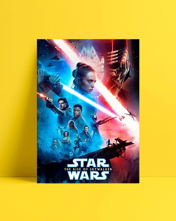 Star Wars: Skywalker'in Yükselisi afiş