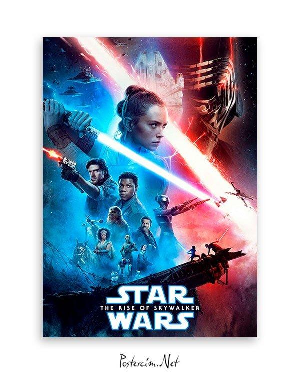 Star Wars: Skywalker'in Yükselisi poster