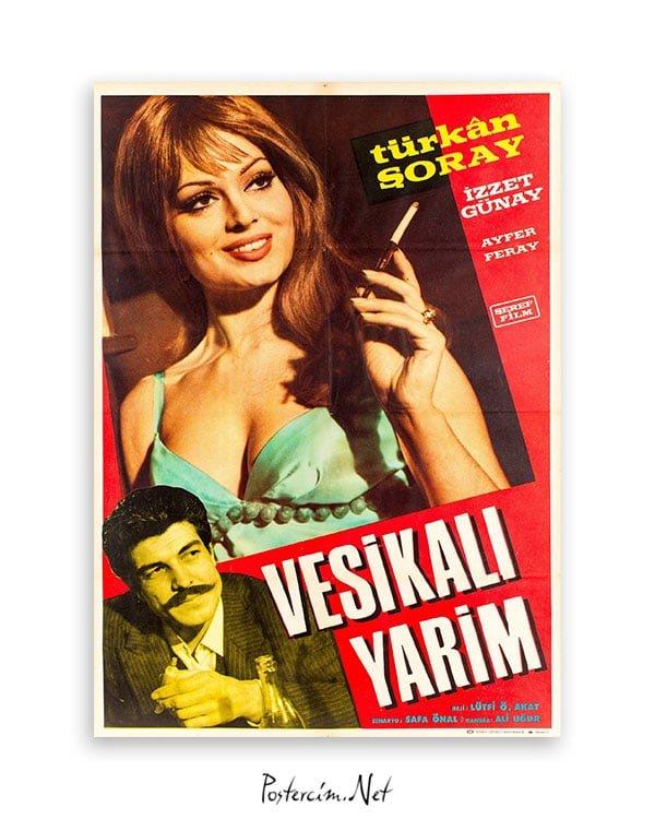 Vesikalı Yarim film afişi