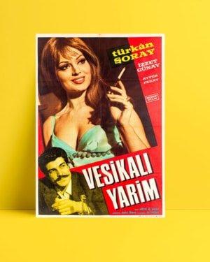 Vesikalı Yarim film posteri