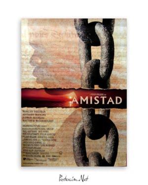 Amistad film afişi