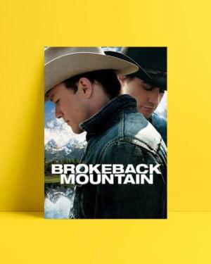 Brokeback dağı afiş