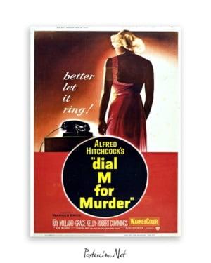 Dial M for Murder film afişi