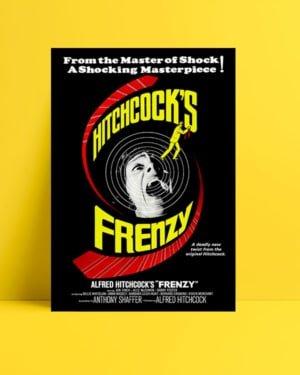 Frenzy posteri - Frenzy film posteri