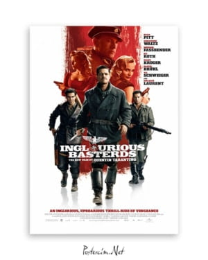 Inglourious Basterds film afişi