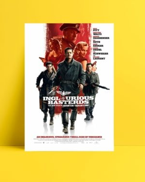 Inglourious Basterds film posteri