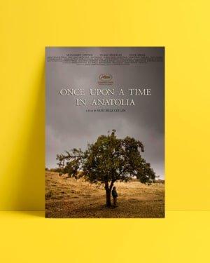 Bir Zamanlar Anadolu'da Afiş